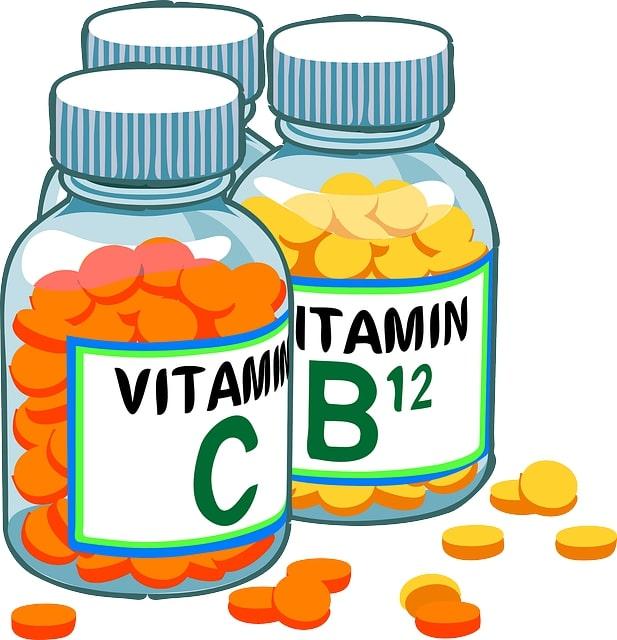 Vitamine e integratori per galline